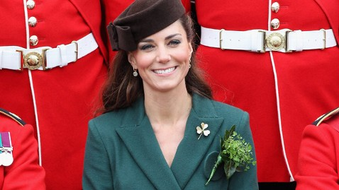 gty kate middleton jt 120318 wblog Kate Middleton to Give First Public Speech Monday