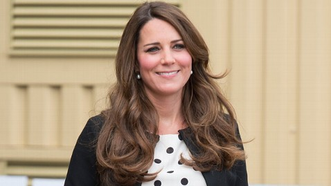 gty kate middleton jt 130512 wblog Royal Baby Could Arrive During Queens Party