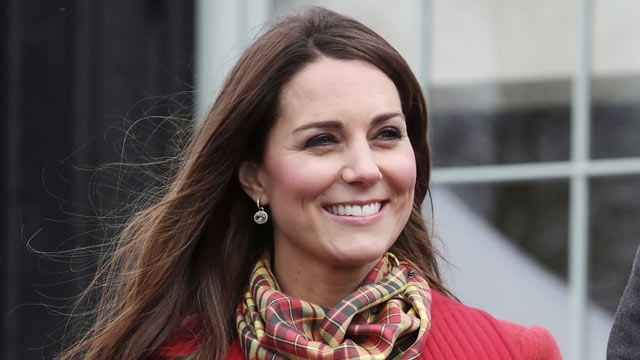 gty kate middleton lpl 130419 wmain Kate Middleton Chooses Three New Charities
