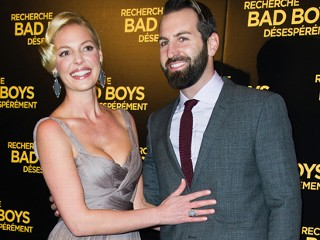 PHOTO: Actress Katherine Heigl and her husband Josh Kelley attend the 'One For The Money' Premiere in this Jan. 31, 2012 file photo in Paris, France.