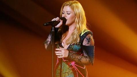 gty kelly clarkson jef 130208 wblog Kelly Clarkson: Award Shows Are Painful, Not Fun