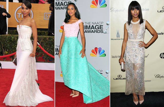 gty kerri washington dresses nt 130215 blog Oscars 2013: Who Should Wear What?