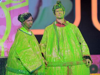 gty kids choice awards jef 130325 main Kids Choice Awards Winners Slimed