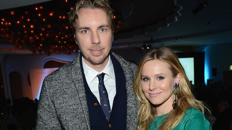 Kristen Bell with Husband Dax Shepard