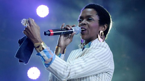 gty lauryn hill lpl 120629 wblog Lauryn Hill Facing Possible Prison Sentence After Guilty Tax Plea