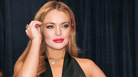 gty lindsay lohan ll 120611 wblog Lindsay Lohan: Truck Driver Telling Tales About Accident