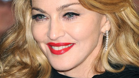 gty madonna dm 120201 wblog Madonna on Single Motherhood: Im Not Going to Lie, Its Hard Work