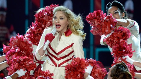 gty madonna kb 120709 wblog Madonna Helps Fan Propose, Gives Marital Advice