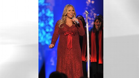 gty mariah carey pregnant thg 111108 wblog Mariah Carey Named Godmother of Disney Fantasy Cruise Ship