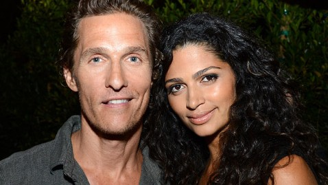 gty matthew mcconaughey dm 121231 wblog Matthew McConaughey and Wife Welcome Third Child