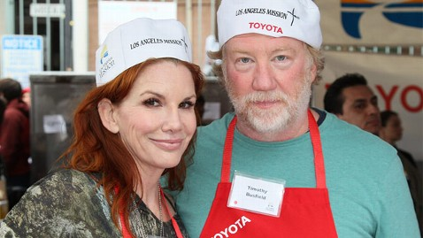 when did melissa gilbert and timothy busfield start dating