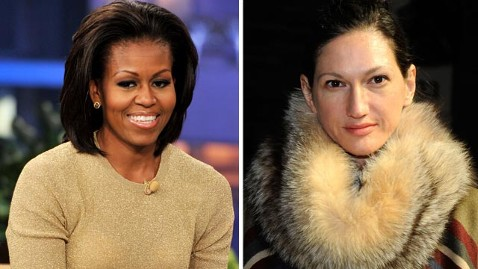 gty michelle obama jenna lyons jef 120214 wblog Michelle Obama Is the Most Incredible Gift That Keeps on Giving for J. Crew