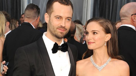gty natalie portman benjamin millepied thg 120228 wblog Is Natalie Portman Married?