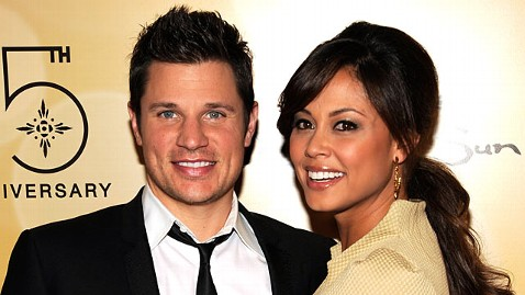 gty nick lachey vanessa minnillo jp 120305 wblog Nick Lachey Expecting First Child With Vanessa Minnillo