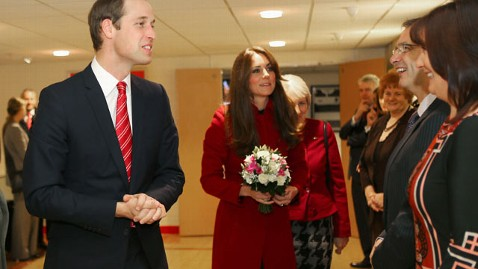 gty prince William duchess kate middleton thg 121126 wblog Prince William and Kate Middleton Share Memorable Moment