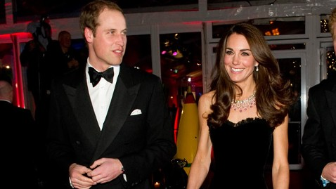 gty prince William kate middleton thg 120102 wblog News of William & Kates Baby Brings Twitter Spoofs