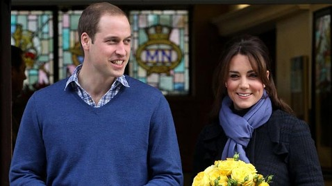 gty prince william kate jef 121231 wblog 2012 Ends With Baby Boom