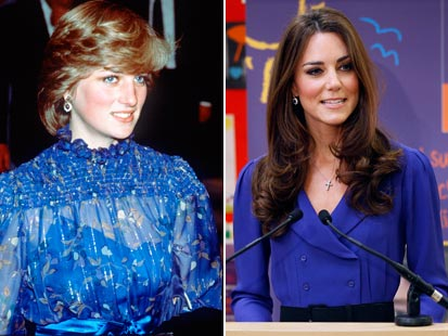 gty princess diana cathrine jef 120319 main Lady Di and Kate: How Middletons First Speech Rates