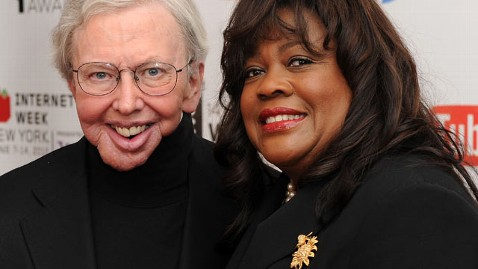 gty roger chaz ebert kb 130404 wblog Roger Eberts Devastated Widow Says Their Life Was More Epic Than a Movie