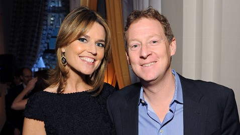gty savannah guthrie micheal feldman ll 130513 wblog Savannah Guthrie Gets Engaged, Flashes Ring