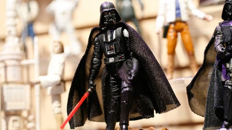 gty star wars action figures darth vadar23 thg 121115 wblog Instant Index: Twinkies Maker Threatens to Close, 20 New Female Senators Join Congress