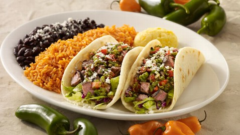 gty steak tacos thg 120423 wblog Chef Cat Cora Dishes on Healthy Cooking