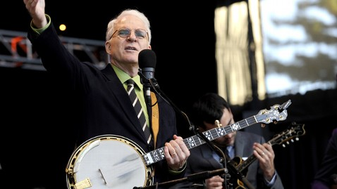 gty steve martin ll 130213 wblog Instant Index: Steve Martin to Be a Dad; Robin Roberts on Cover of People