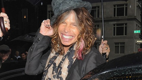 gty steven tyler ll 111027 wblog Steven Tyler Says Nasty Fall in the Shower Not a Relapse