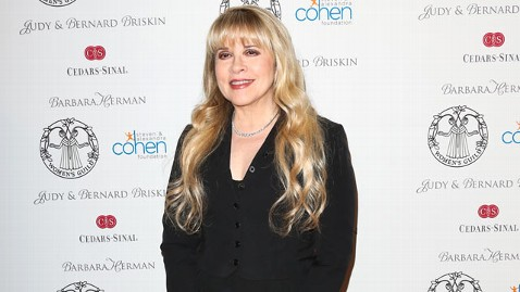 gty stevie nicks tk 121412 wblog Stevie Nicks Discusses Fleetwood Macs Tour Plans, New Songs