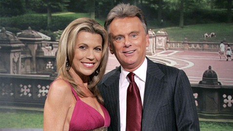 gty vanna white pat sajak ll 130425 wblog 13 Things You Didnt Know About Wheel of Fortune