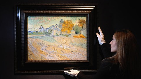 gty vincent van gogh liz taylor painting thg 120207 wblog Elizabeth Taylors Van Gogh Sells for $16 Million