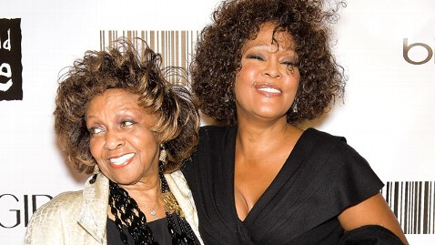gty whitney cissy houston dm 120409 wblog Whitney Houstons Mother Performs Easter Tribute to Daughter