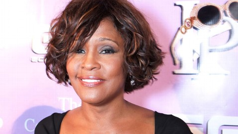 gty whitney houston last night thg 120211 wblog Rumors of Whitney Houston as X Factor Judge Addressed