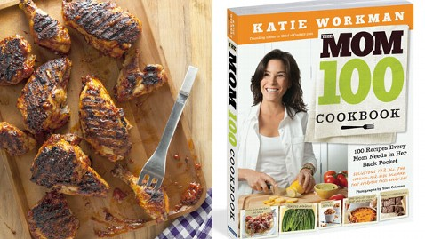 ht BBQ Chicken MOM100 nt 120411 wblog The Mom 100 Cookbook Offers Tasty Solutions for Picky Eaters
