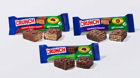 ht Nestle Crunch nt 120511 wblog Taste Test: Girl Scout Candy Bars