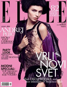 ht andrej pejic elle serbia nt 130103 vblog Elle Puts Androgynous Model Andrej Pejic on Its Cover