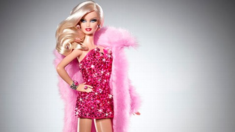 Barbie Designer Clothes | Designers Auction 15 000 Pink Diamond Barbie Abc News