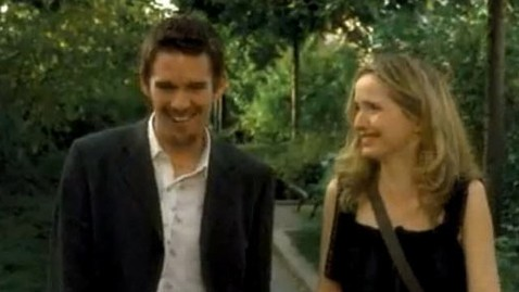 ht before sunset trailer kb 130517 wblog Then and Now: How Ethan Hawke, Julie Delpy Have Changed from Before Sunrise to Before Midnight