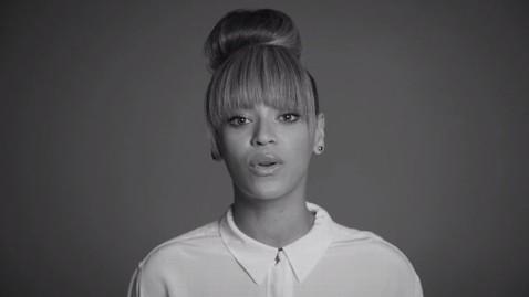 ht beyonce knowles gun violence video lpl 121221 wblog Jennifer Aniston, Beyonce and More Urge Fans to Demand a Gun Violence Plan