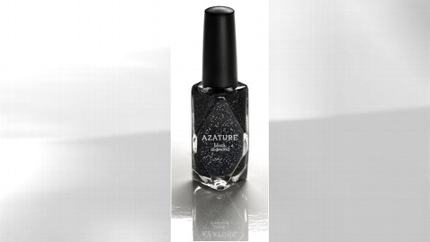 ht black diamond kb 120807 wblog Jewelry Designer Creates $250,000 Black Diamond Nail Polish