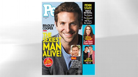 ht bradley cooper dm 111116 wblog Bradley Cooper Named Peoples Sexiest Man Alive for 2011