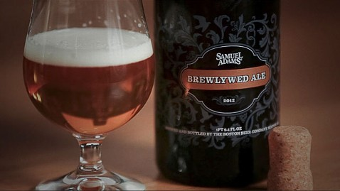ht brewleywed ale samuel adams lpl 120725 wblog Sam Adams Creates Brewlywed Ale for Newlyweds