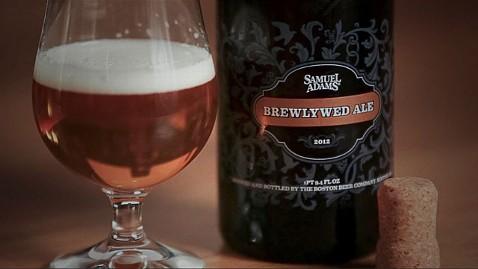 ht brewleywed ale samuel adams lpl 120725 wblog Sam Adams Creates Brewlywed Ale for Newlyweds