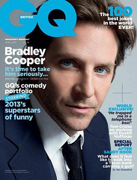 ht british gq bradley cooper ll 130305 vblog Bradley Cooper: I Dont Want an Oscar