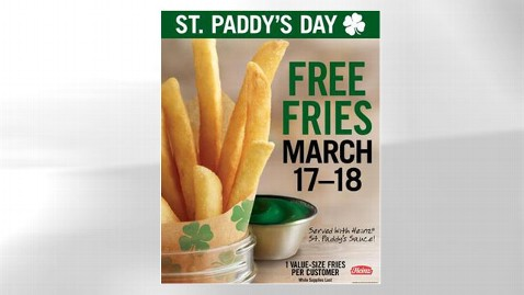 ht burger king fries ad jt 120316 wblog Burger King: Free French Fries For St. Patricks Day