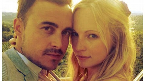 ht candice accola joe king jef 130530 wblog Vampire Diaries Star Candice Accola Engaged