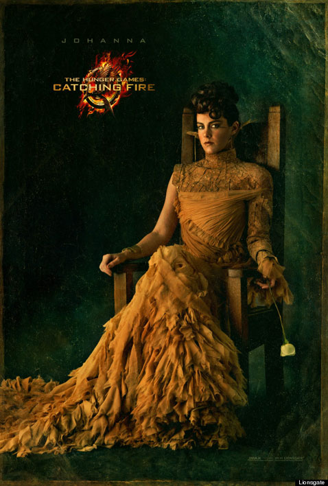 ht catching fire portraits johanna jef 130307 vblog Portraits of The Hunger Games Catching Fire