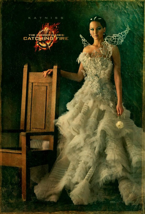 ht catching fire portraits katniss jef 130307 vblog Portraits of The Hunger Games Catching Fire
