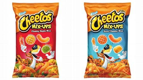 ht cheetos jef 130305 wblog Frito Lay Launches Cheetos Snack Mixes