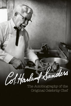ht colonel sanders wy 120530 vblog KFC Releases Free Col. Sanders Autobiography, Cookbook